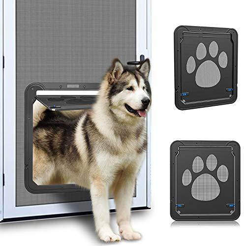 OWNPETS Dog Screen Door, Inside Door Flap...