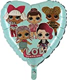 LOL Surprise Girls Balloon