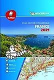Atlas Routier France 2021 - Tous les services utiles (A4-Multiflex)