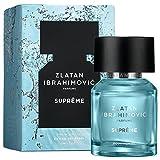 ZLATAN SUPRÊME Pour Homme EdT Kit Parfum pour Homme de Zlatan Ibrahimović - Parfum décontracté et contemporain à porter au quotidien - Coffret de parfum Vaporisateur Hommes 50ml
