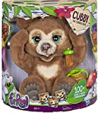 FurReal Cubby, The Curious Bear Interactive Plush Toy, Ages 4 & Up