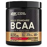 Optimum Nutrition Gold Standard BCAA, Acides Aminés en Poudre, Complément...