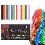 Coloration Cheveux Craie,Craie Pour Cheveux,temporaire des cheveux Pastel Chalk...