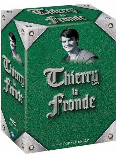 L'intégrale Thierry la Fronde-Coffret 9 DVD