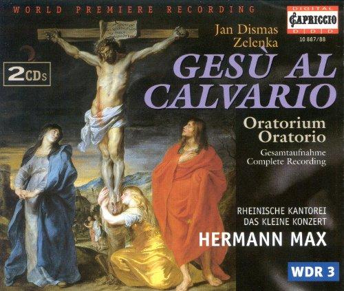 Gesu al Calvario, ZWV 62: Duet: Santo amor, che tanto peni ( Maria Maddalena, Maria Cleofe)
