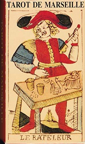 Tarot De Marseille Card Deck - 78 Cards by Piatnik