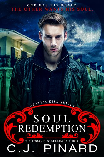 Soul Redemption (Death's Kiss Book 2) by [C.J. Pinard, Book Cover by Design]