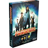 Pandemic Board Game (Base Game) | Family Board Game | Board Game for Adults and Family | Cooperative Board Game | Ages 8+ | 2 to 4 players | Average Playtime 45 minutes | Made by Z-Man Games (Board Game)