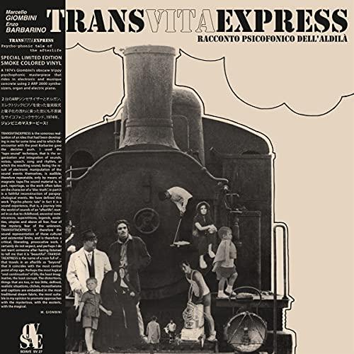 Transvitaexpress (Vinyl Marbled Smoke)