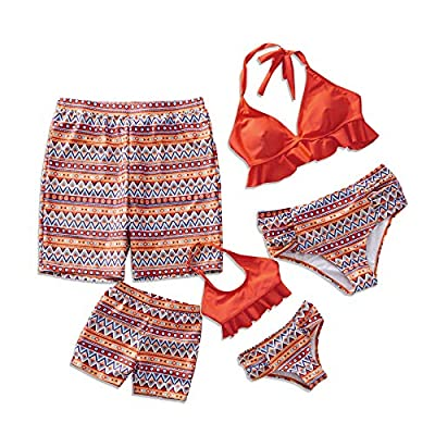 Design - Two piece swimsuits for women and girls, V neck and sexy design, comfortable liner mesh and soft padded Bra to show you a most gorgeous woman in the world, sexy, attractive and charming. Material - Bathing suits made of high quality material...
