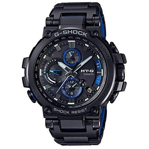 G-Shock By Casio Men's Analog MTGB1000BD-1A Analog-Quartz Resin Watch Black
