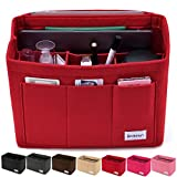 Bridawn Felt Handbag Organizer Purse Bag Neverfull Tote Insert 3MM Thickness