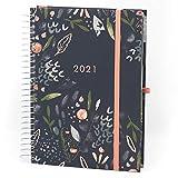 (en anglais) Boxclever Press Life Book Agenda 2020/2021. Agenda 2020 2021....