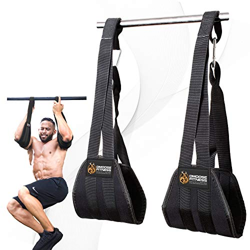 DMoose Fitness Hanging Ab Straps for...