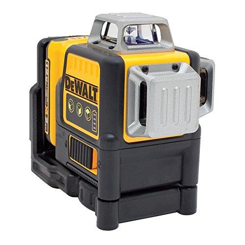 DEWALT 12V MAX Line Laser, 3 X 360, Green (DW089LG)
