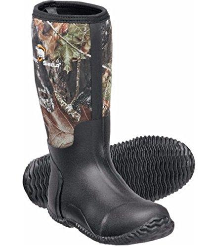 Mens Camo Rubber Boots 11 D(M) US...