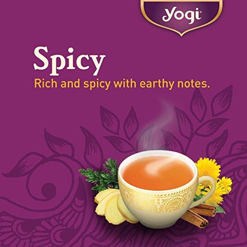 Yogi Tea - DeTox Tea (6 Pack) - Healthy Cleansing Formula With Traditional Ayurvedic Herbs - 96 Tea Bags 2