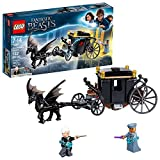 LEGO Fantastic Beasts: The Crimes of Grindelwald - Grindelwald's Escape 75951 Building Kit (132 Pieces) (Discontinued by Manufacturer) (Accessory)