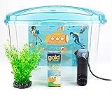 Interpet Aquarium en Plastique pour Poissons Rouges 18 l