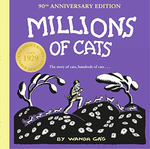 Millions Of Cats (Faber Heritage)