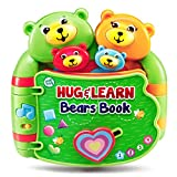 LeapFrog Hug and Learn Bears Book Amazon Exclusive