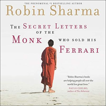 The Secret Letters of the Monk Who Sold His Ferrari (Audio Download):  Amazon.in: Robin Sharma, Adam Verner, HighBridge, a division of Recorded  Books