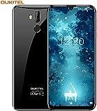 Unlocked Cell Phones OUKITEL K9 64GB Smartphones 7.12 Inch Large Screen Phone 6000mAh Big Battery Octa-Core Android Phones 9.0 4GB+64GB Dual SIM Sony Camera 16MP [Global]