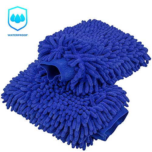 51LK5LT0MJL - Best Car Wash Mitt Reviews & Buyer's Guide 2020