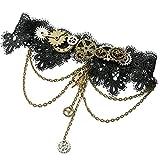Lolita Collier Ras du Cou Accessoire Steampunk Gothique