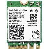 インテル Intel Wi-Fi 6 AX200 AX200NGW Wi-Fi 6 + Bluetooth 5.0 M.2/NGFF ワイヤレスカード