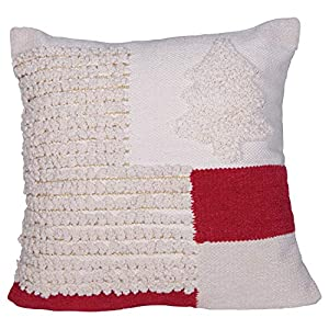 """Add fun to this holiday season with a special Christmas pillow Transform the bedroom for the holidays by simply adding festive pillows Perfect for adding to a couch, chair, bench or window seat 20""""L x 3""""W x 20""""H"""