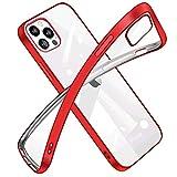 iPhone 12 用ケース iPhone 12 Pro 用ケース クリア 透明 tpu シリコン メッキ加工 スリム 薄……