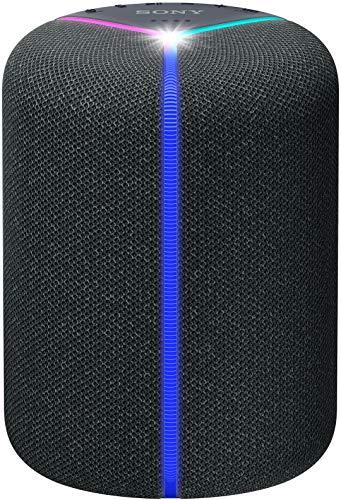 Sony SRS-XB402M Wireless Bluetooth Smart Extra Bass Waterproof Speaker with Alexa, Wi-Fi, 12 Hours Battery Life- Black