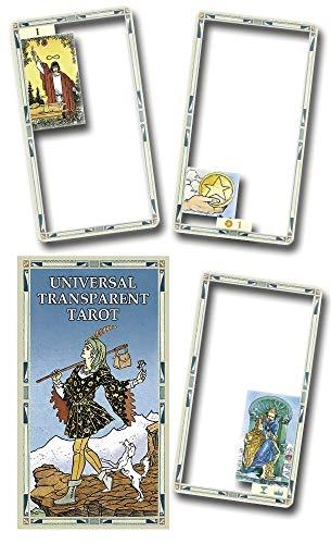 Universal Transparent Tarot Deck