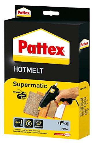 Pattex Hotmelt Supermatic Heißklebepistole /...