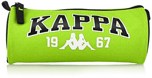 Kappa - Portapenne per Scuola, Poliestere, Multicolore