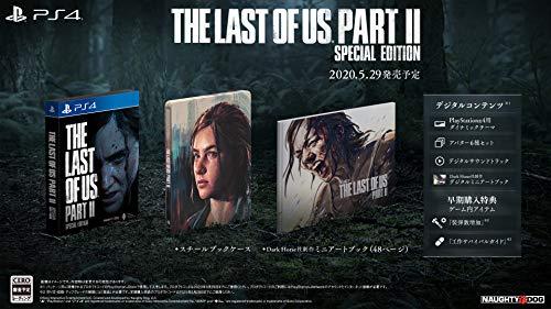 【PS4】The Last of Us Part II スペシャルエディション【早期購入特典】ゲーム内アイテム ・「装弾数増加...
