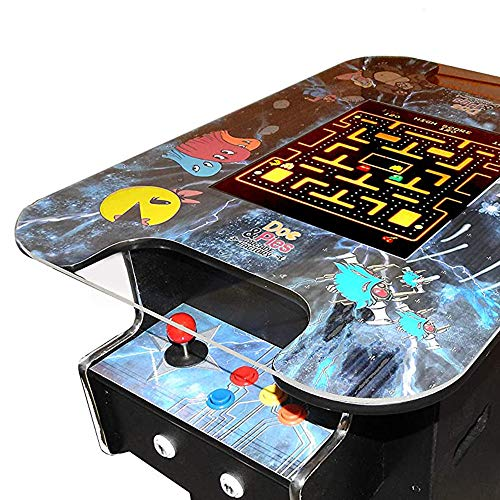 Doc-and-Pies-Arcade-Factory-Cocktail-Arcade-Machine-412-Retro-Games-Full-Size-LCD-Screen-Buttons-and-Joystick