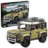 LEGO Technic Land Rover Defender, Set di Costruzioni per Ragazzi di +11 Anni e per i Veri Appassionati di Motori, 42110