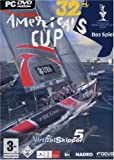 Virtual Skipper 5 - America's Cup 32 (DVD-ROM) [import allemand]