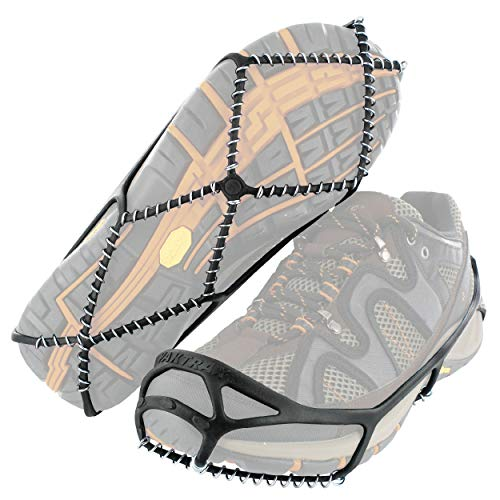 Yaktrax 8601 Walk Traction Cleats for Walking on Snow and...