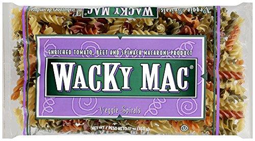 Wacky Mac Veggie Spirals, 12 Oz