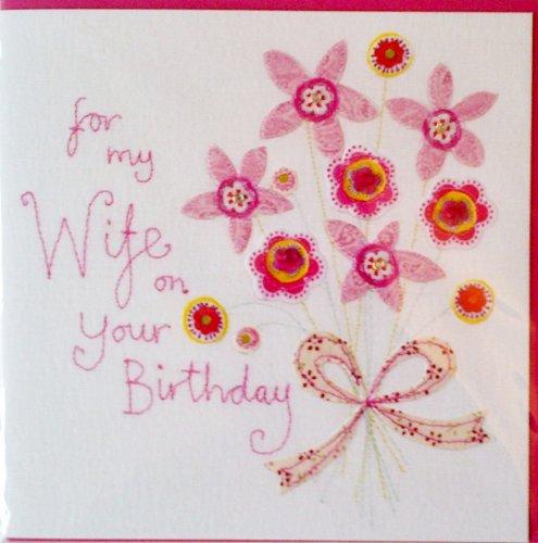 Para mi esposa en su cumpleaños
