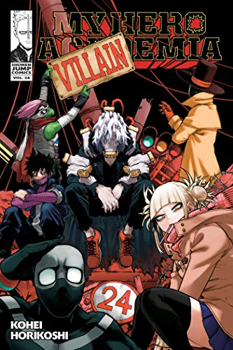 My Hero Academia, Vol. 24 (Volume 24)
