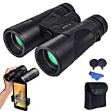 Maylehare 12X42 Bird Watching Binoculars for Adults