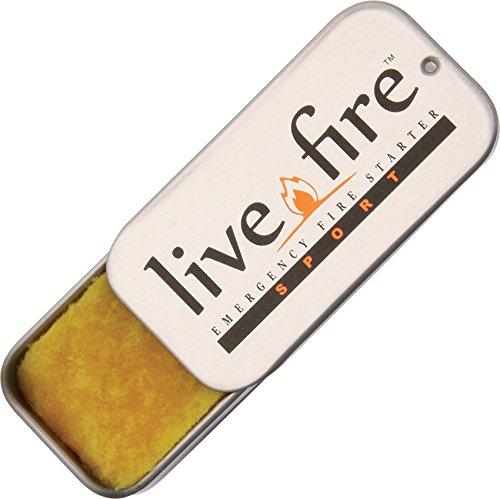 LIVE FIRE LF05, Kit di Sopravvivenza Unisex  Adulto, Multicolore, Taglia Unica
