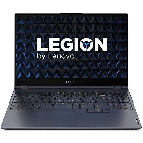 Lenovo Legion 7i Laptop 39,6 cm (15,6 Zoll, 1920x1080, FHD, WideView, 500nits, entspiegelt) Gaming Notebook (Intel Core i7-10750H, 16GB RAM, 1TB SSD, NVIDIA GeForce RTX 2080 SUPER, Win10 Home) grau