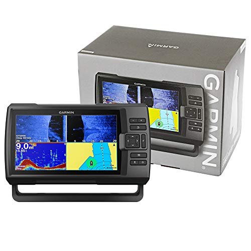 Garmin 0100187501- GPS Pesce Finder (Display 9pollici)
