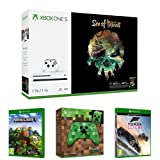 Xbox One S 1TB + Sea of Thieves + Controller Minecraft + Minecraft...