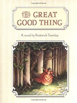 Hardcover The Great Good Thing Book
